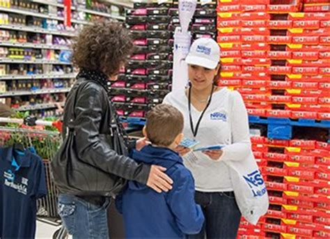 Animation Commerciale Nestlé - Marketing in store - Strada
