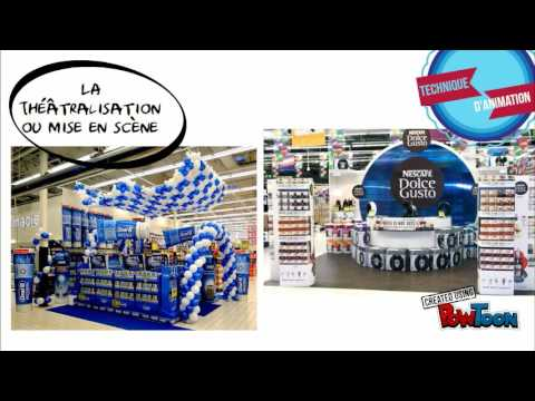 Animation dégustation Schweppes - Marketing in store