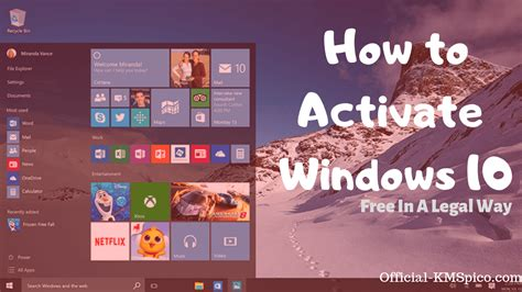 How to Activate Windows 10 Free In A Legal Way [2020]