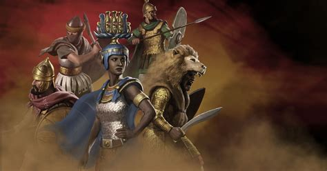 Total War: Rome 2 celebrates ancient rulers on