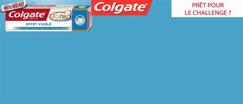 Animation commerciale Colgate total - Animation